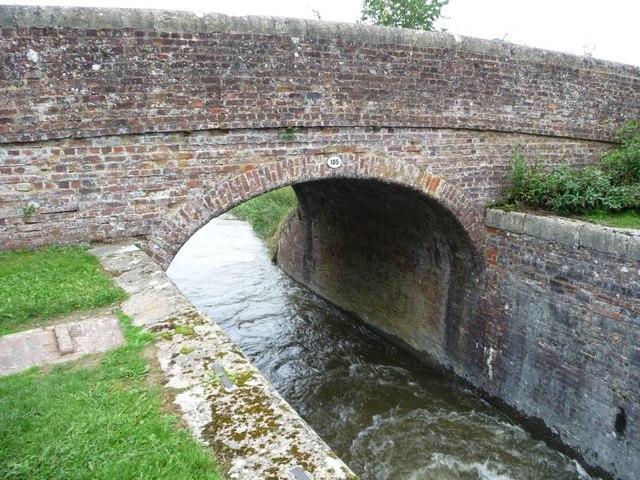 Cadley bridge [no 105]