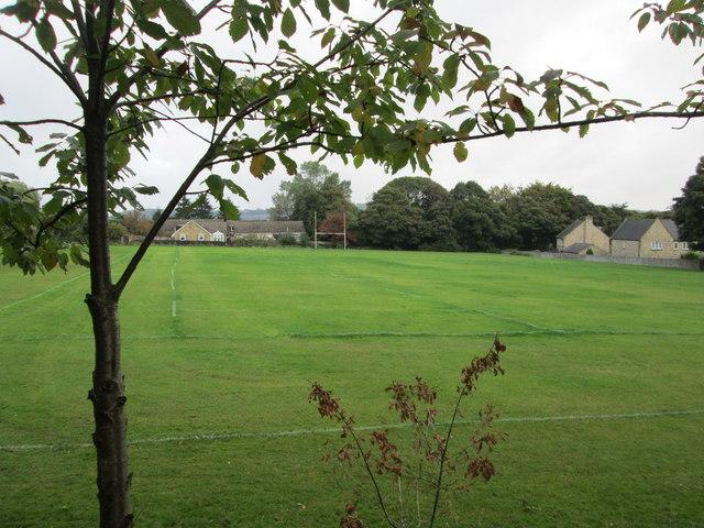 Playing Field- Kensington Road