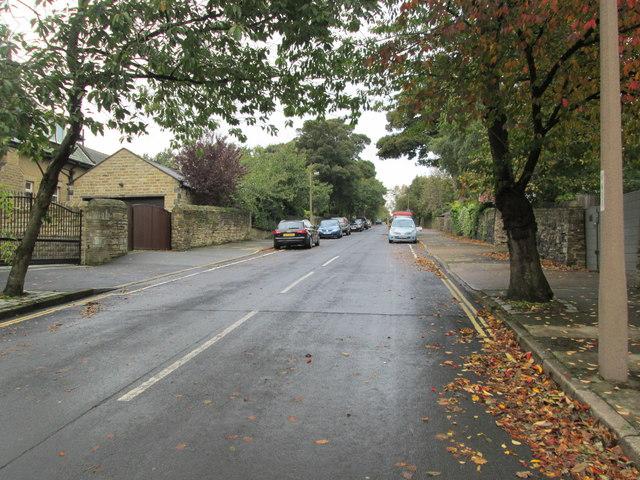 Kensington Road - Birdcage Lane