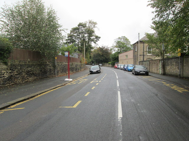 Birdcage Lane - viewed from Kensington Road