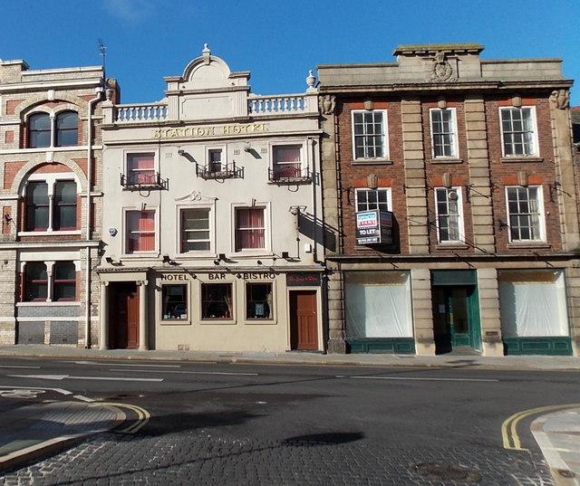 Station Hotel, Shrewsbury