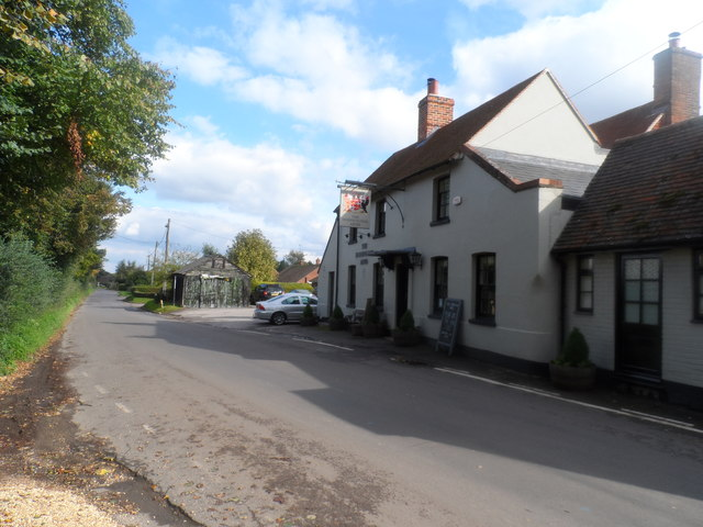 The Hoddington Arms, Upton Grey