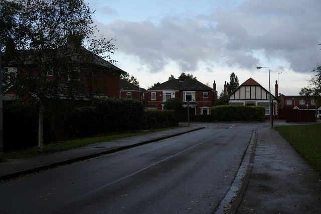Barleigh Road towards Marfleet Lane, Hull
