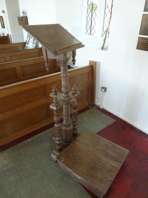 Inside St John the Baptist, Fishpond Bottom (a)
