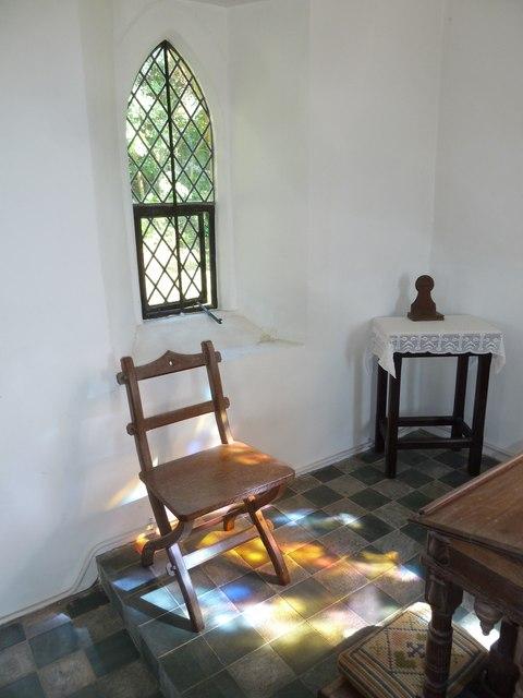 Inside St John the Baptist, Fishpond Bottom (f)