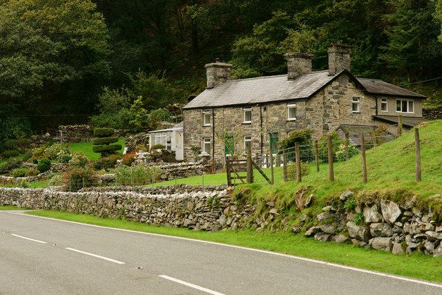 Nant-dwr-oer, Gwynedd
