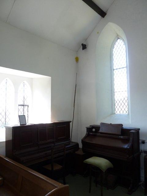 Inside St John the Baptist, Fishpond Bottom (h)
