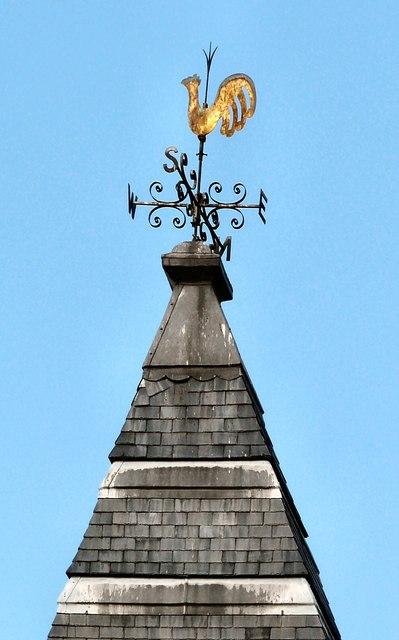 St Cross Weathercock