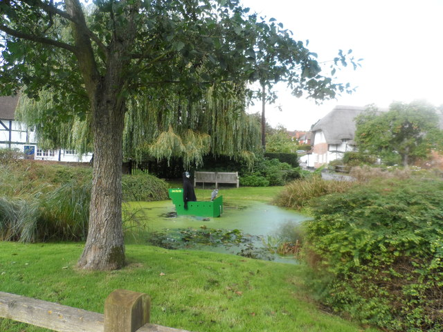 The Pond, Upton Grey