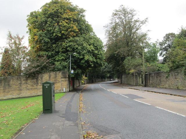 Birdcage Lane - Skircoat Moor Road