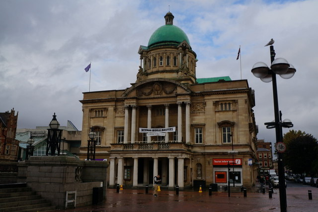 The City Hall, Hull