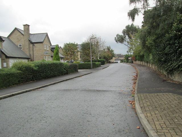 Wood End Close - Greenroyd Avenue