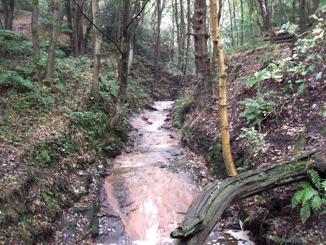 Hurst Clough Brook