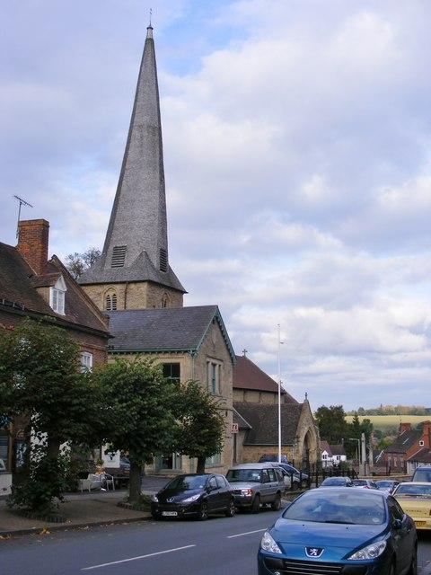 Cleobury Church