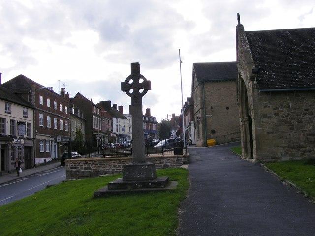 Cleobury Cross