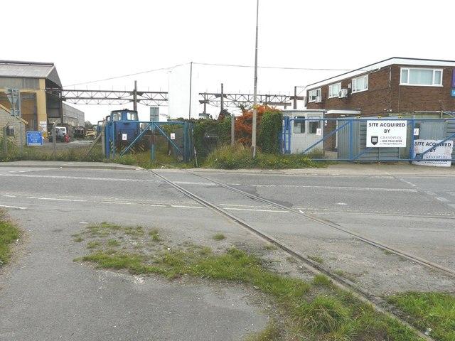 Former Mechel Services UK Ltd site