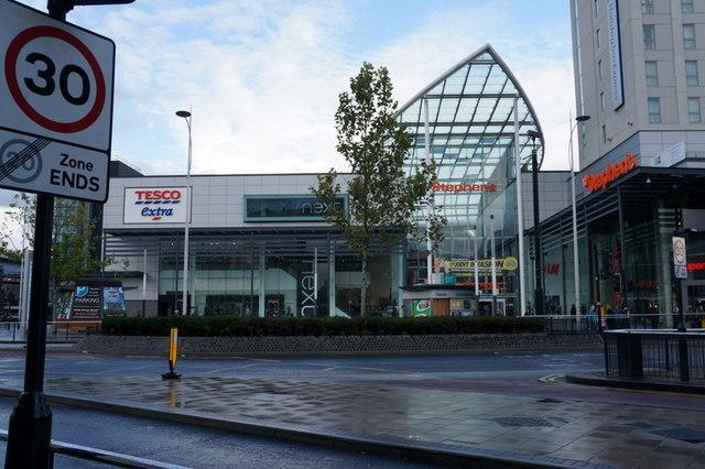 St Stephen's Shopping Centre, Hull