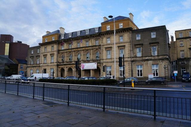 The Royal Hotel, Hull