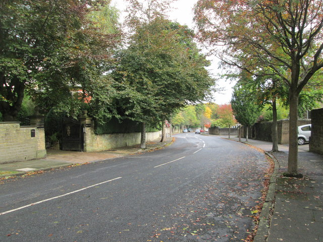Lawrence Road - Greenroyd Avenue