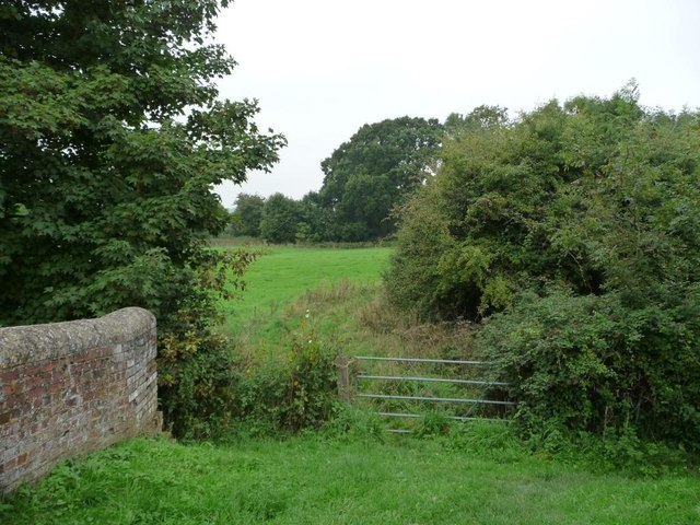 Heathy Close farmland