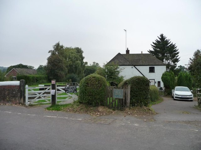 Lock House, Wootton Rivers