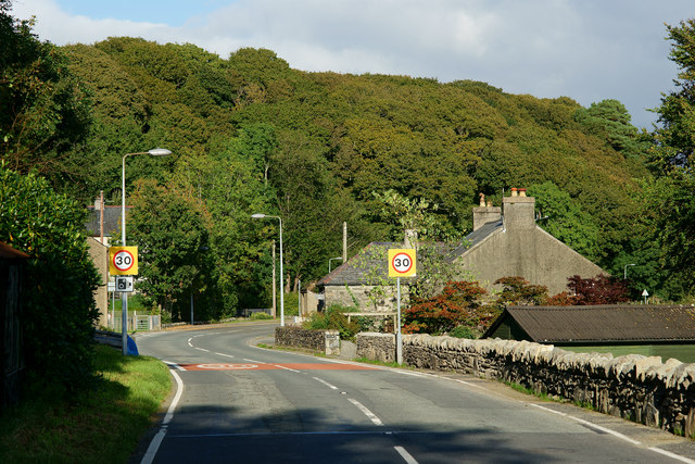 Prenteg, Gwynedd