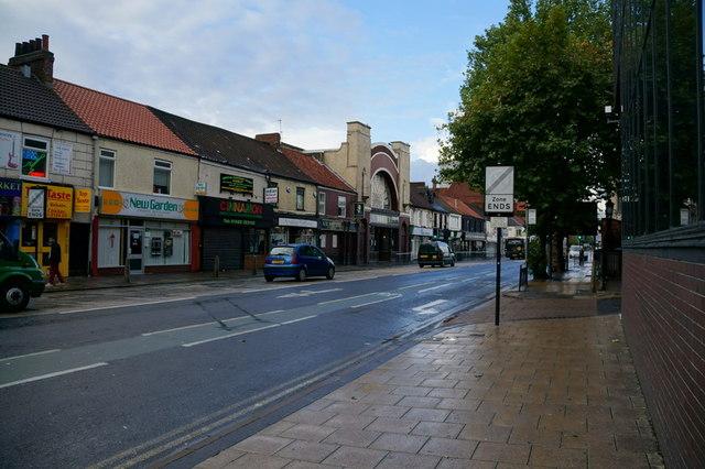Anlaby Road, Hull