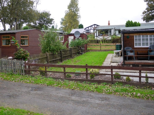 Chalets at Ferry Landing, Ovington