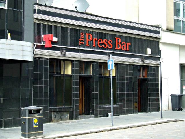 The Press Bar