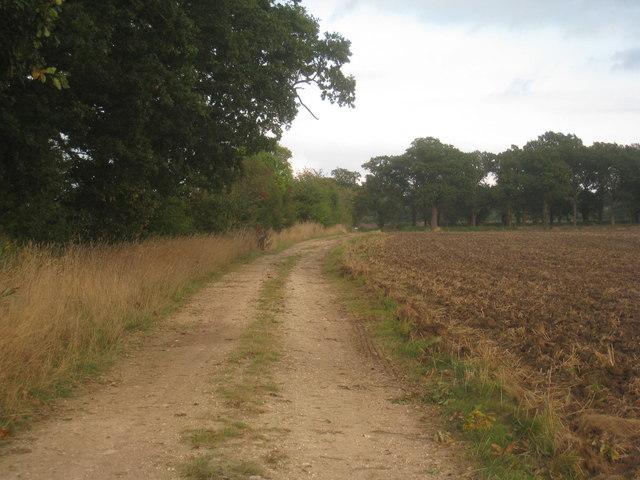Heading towards West Plantation
