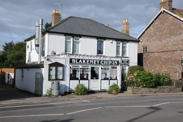 Blakeney Chip-In