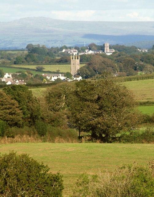 Churches in Cornwall
