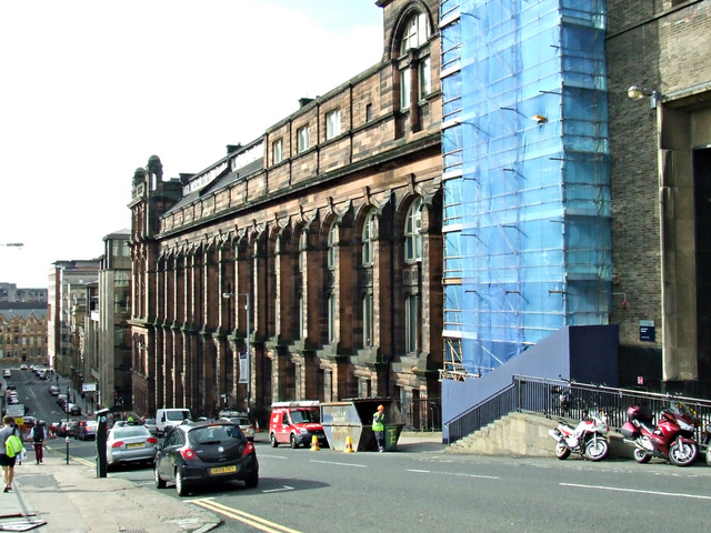 Montrose Street