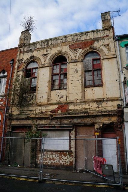 The Albert Hall on Midland Street, Hull