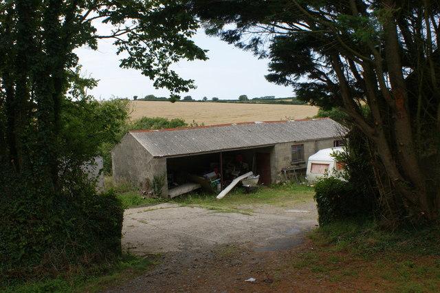 Farmyard at Silver Hill
