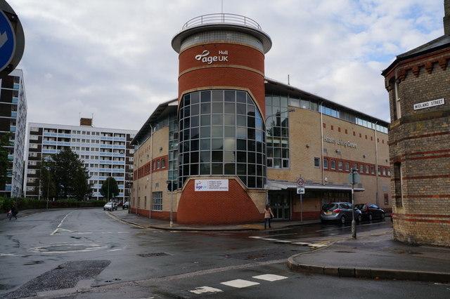 Age UK, Hull
