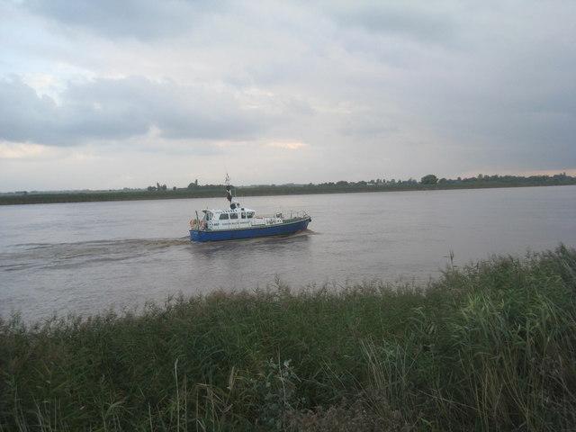 Survey vessel