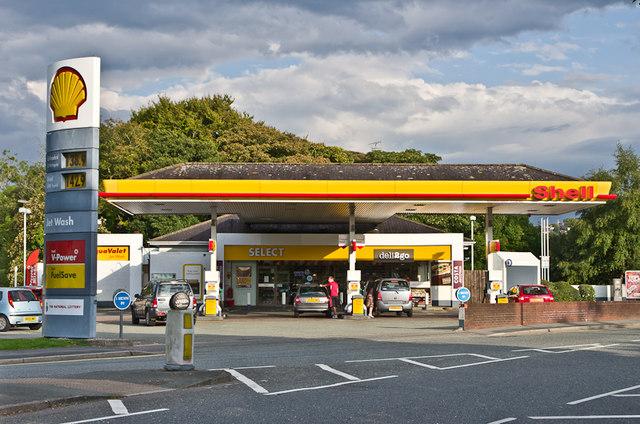 Shell Britannia