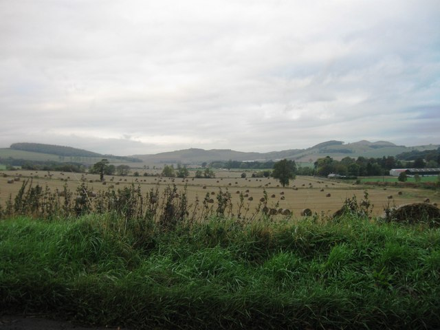 Countryside near Rathillet