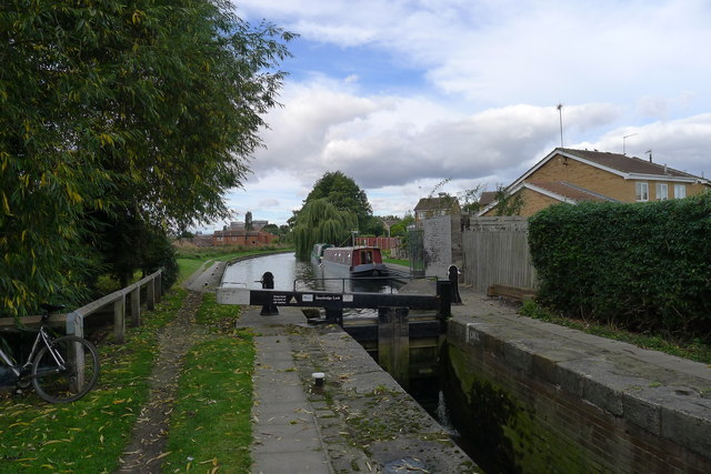 Bracebridge Lock, Worksop