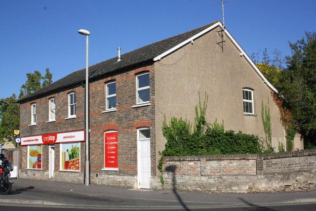 One Stop shop, Fordington Cross