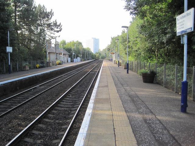 Pollokshaws West railway station, Glasgow