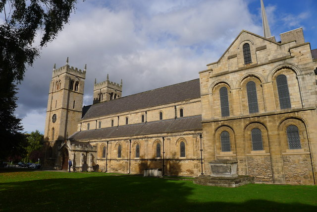 The Priory Church of Our Lady and St Cuthbert, Worksop