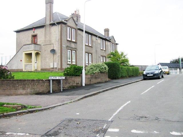 Selkirk Street