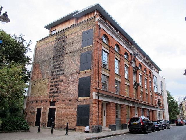 22 Leathermarket Street