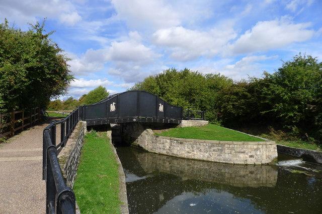 Bridge 41C, Chesterfield Canal