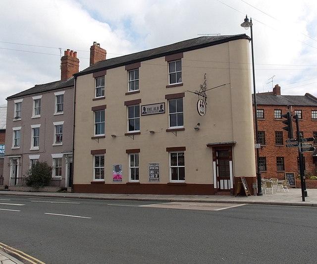 The Alb, Shrewsbury