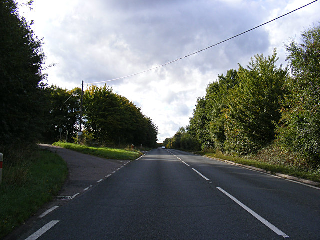 A1071 Hadleigh Road, Bower House Tye