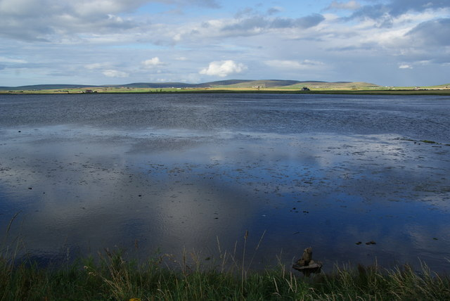 The Loch of Stenness
