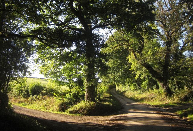 Junction near Enquire-the-way